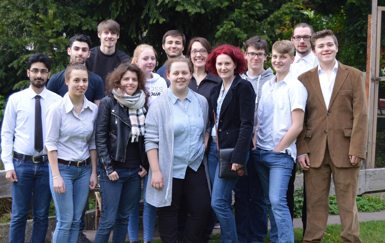 Jugendarbeit im Theaterclub ELMAR - sparda-vereint.de